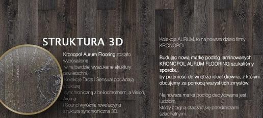 struktura 3d aurum